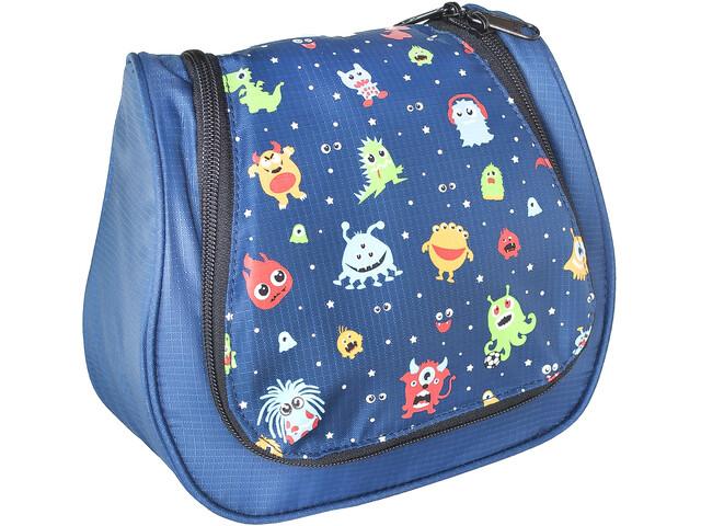 Grüezi-Bag Bttrfly Washbag Kinder navy